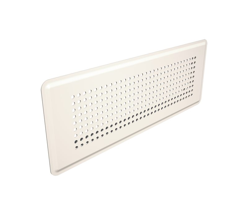 Air Excellent Floor Grille White