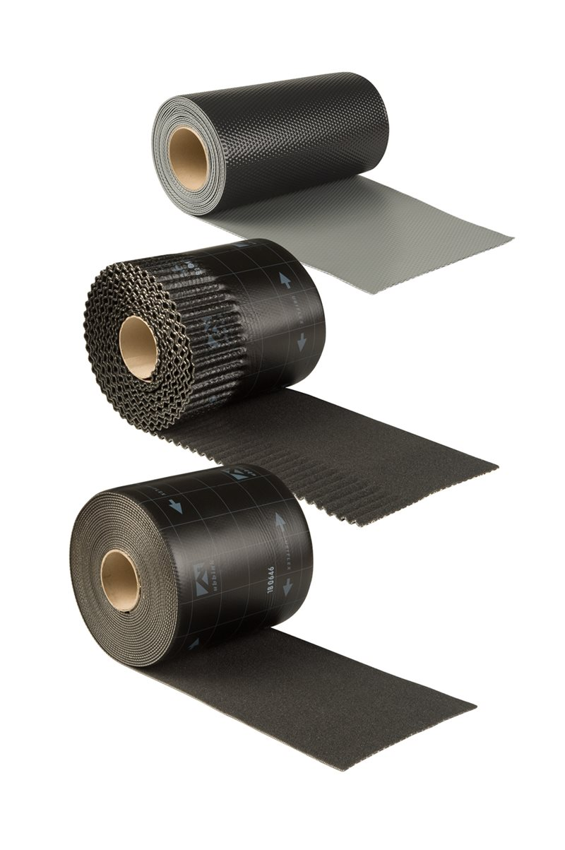 Ubiflex Standard 150mm x 12m Black