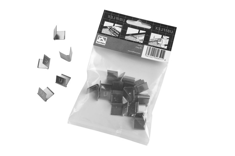 Ubiflex Joint clamp 25 pieces